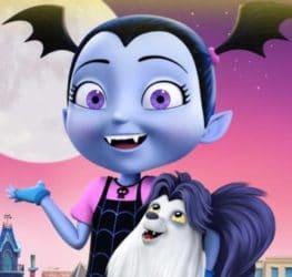 vampira disney channel