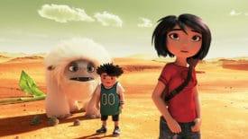 Abominable Everest de jonge yeti