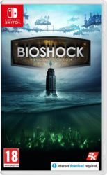 Bioshock The Collection op Nintendo Switch