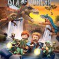 LEGO Jurassic World De legende van Isla Nublar