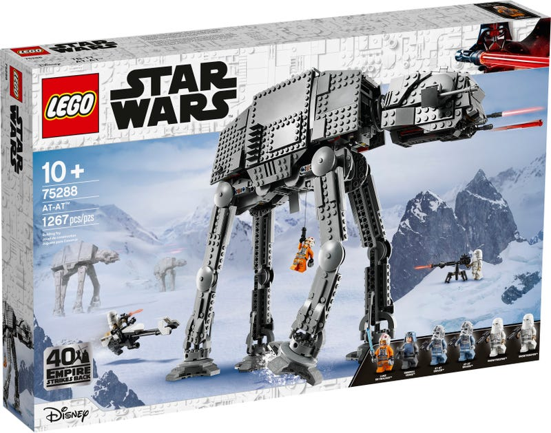 LEGO Star Wars AT AT 75288
