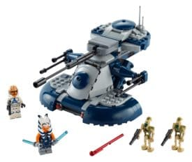 LEGO Star Wars Armored Assault Tank 75283