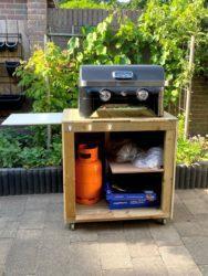 campingaz attitude 2100 LX barbecue