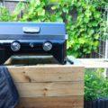 campingaz attitude 2100 LX barbecue dicht