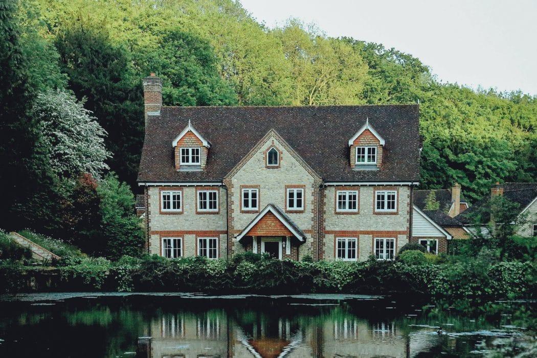 huis klassiek landelijk