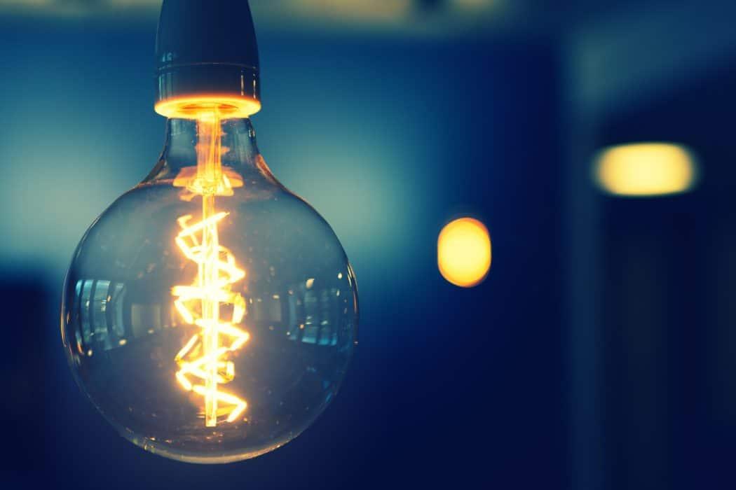 lamp gloeilamp