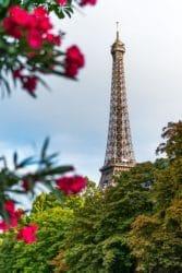 thema frankrijk eiffeltoren