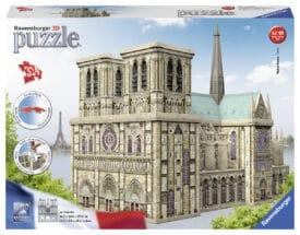 3D Puzzel Notre Dame