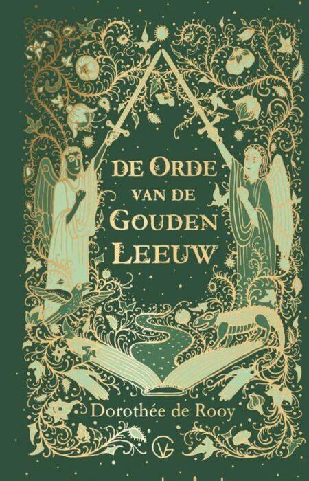 De orde van de gouden leeuw Dorothee de Rooy