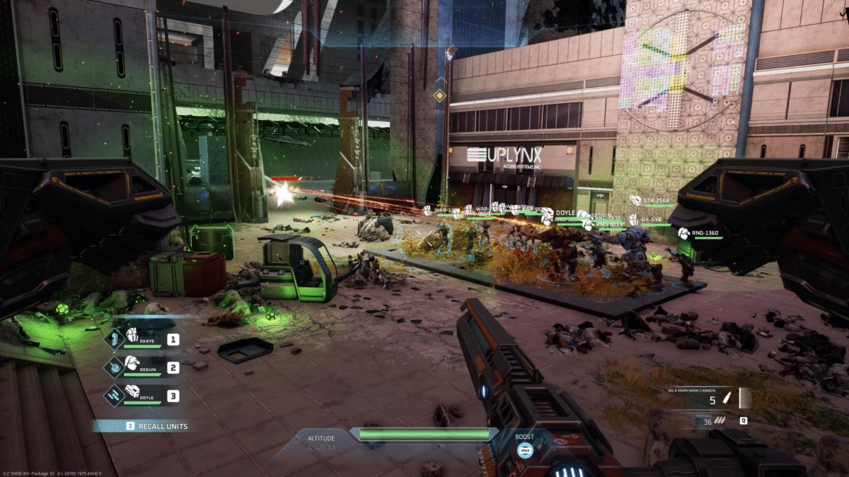Disintegratin Screenshot