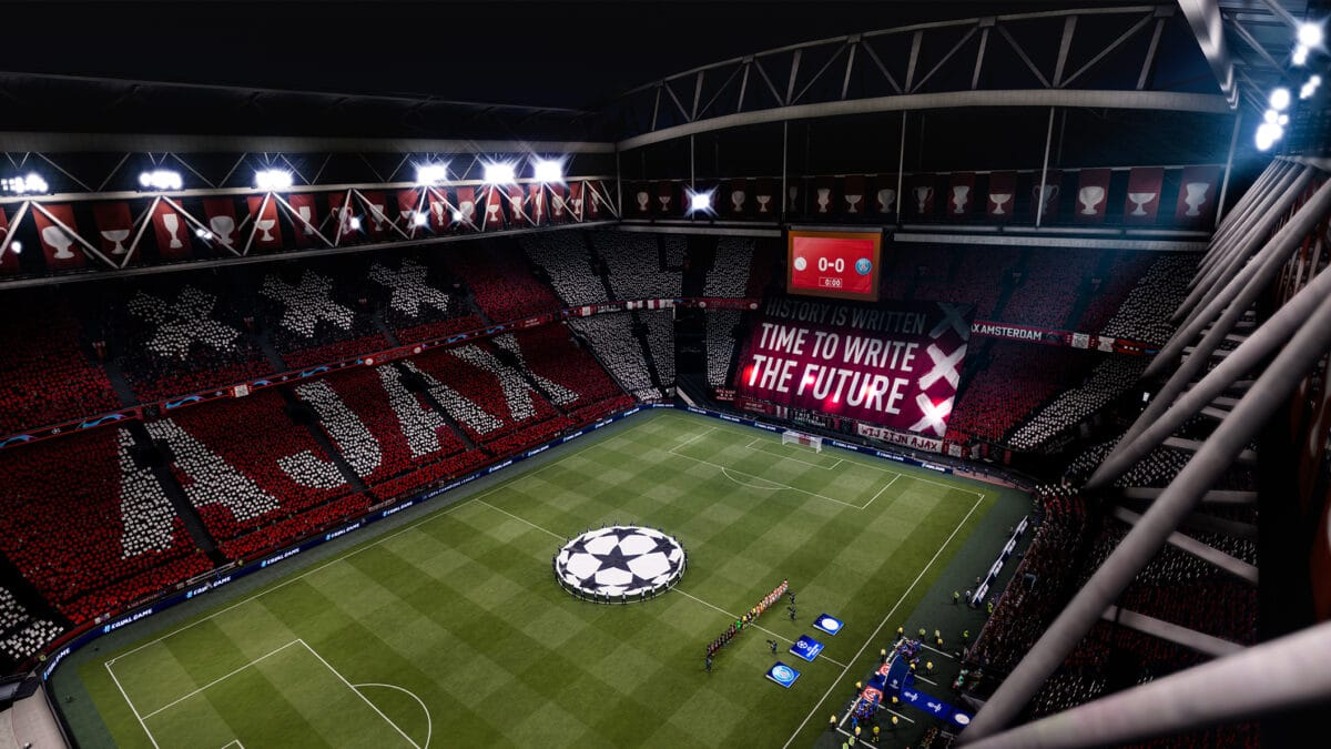 Fifa 21 Johan Cruijf arena