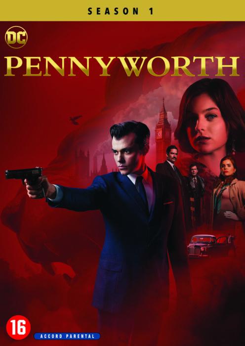Pennyworth seizoen 1 DVD
