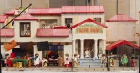 Romeinse stad van Playmobil Rijksmuseum van Oudheden