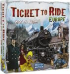 Ticket to Ride Europe Asmodee