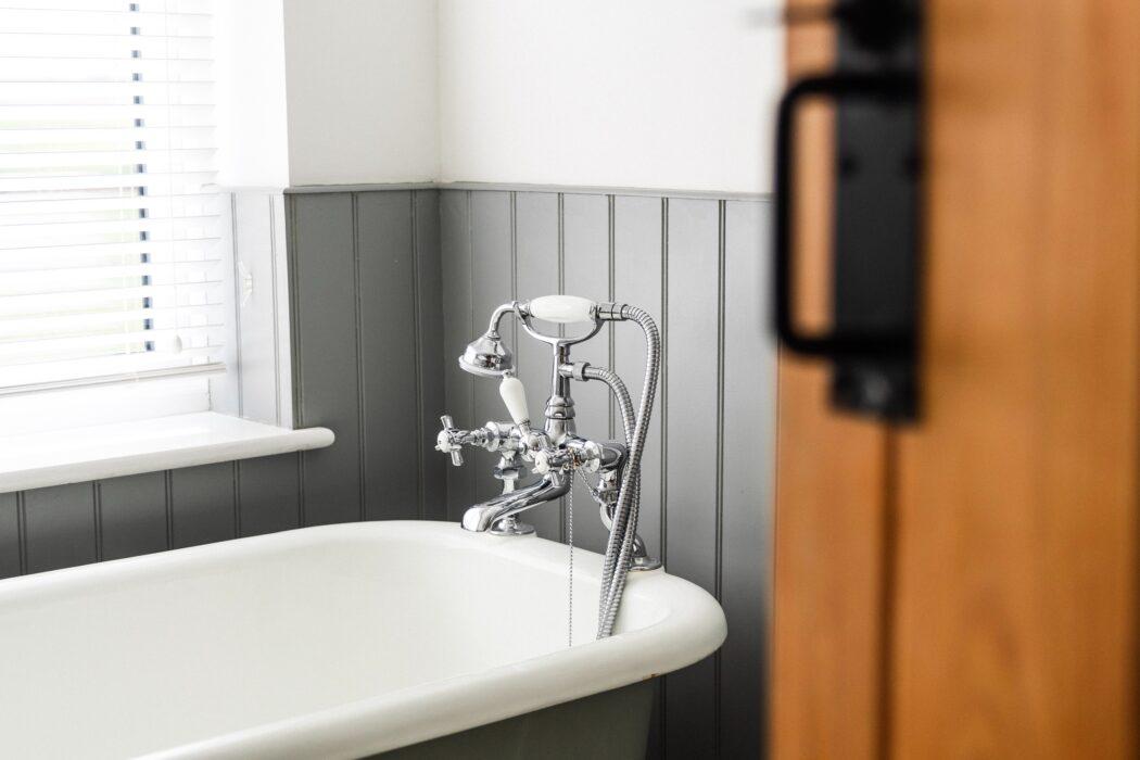 bad badkamer stijl