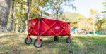 coleman camping wagon