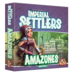 imperial settlers amazones uitbreiding