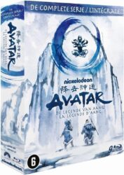 Avatar The Last Airbender Collection