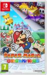 Paper Mario The Origami King Switch cover