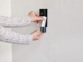 Ring video deurbel 3 accu