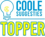 coolesuggesties topper vierkant