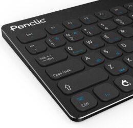 penclic kb3 keyboard schuin