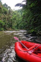 rubberboot raften
