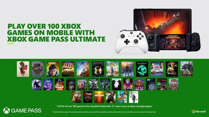 xbox gamepass ultimate
