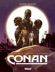 Conan Schaduwen in het maanlicht