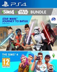 De Sims 4 Star Wars Journey to Batuu uitbreiding