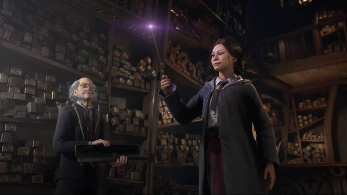 Hogwarts legacy 3