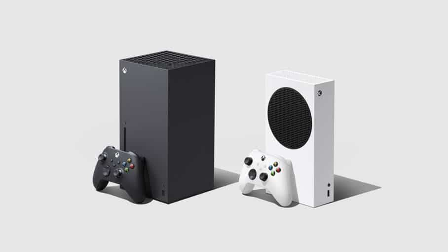 Xbox series X en Xbox series S