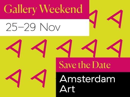 Amsterdam Art Gallery Weekend