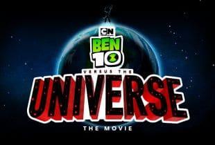 ben 10 tegen het universum