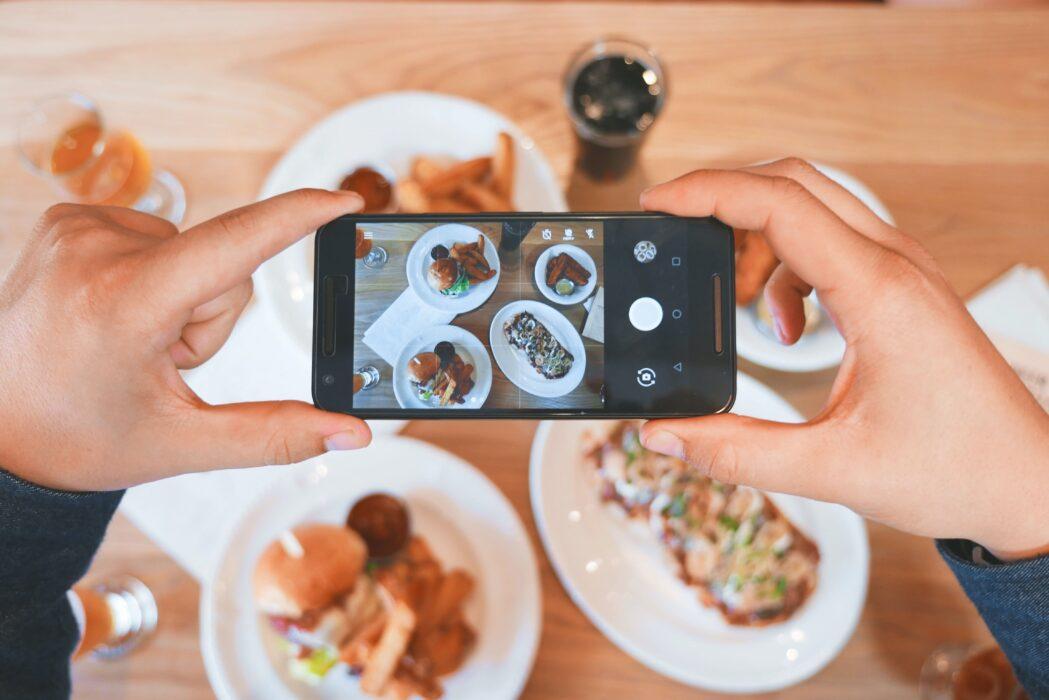 fotos maken met smartphone