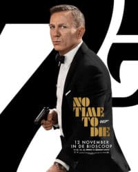 james bond no time to die filmposter