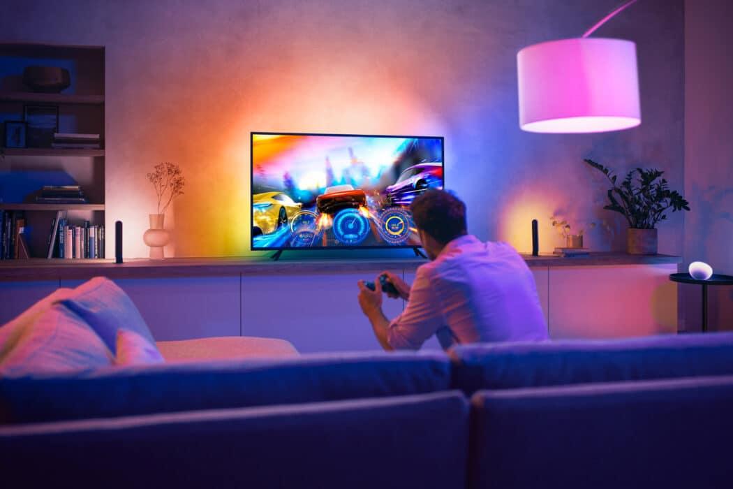 philips hue gradient lightstrip gaming