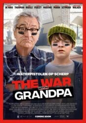 the war with grandpa filmposter