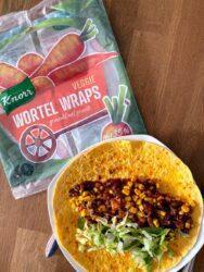 veggiewraps wortel