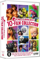 Dreamworks 10 film collection