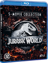 Jurassic World 5 film collection