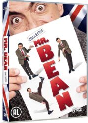 Mr Bean box