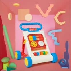 Play n go loopwagen