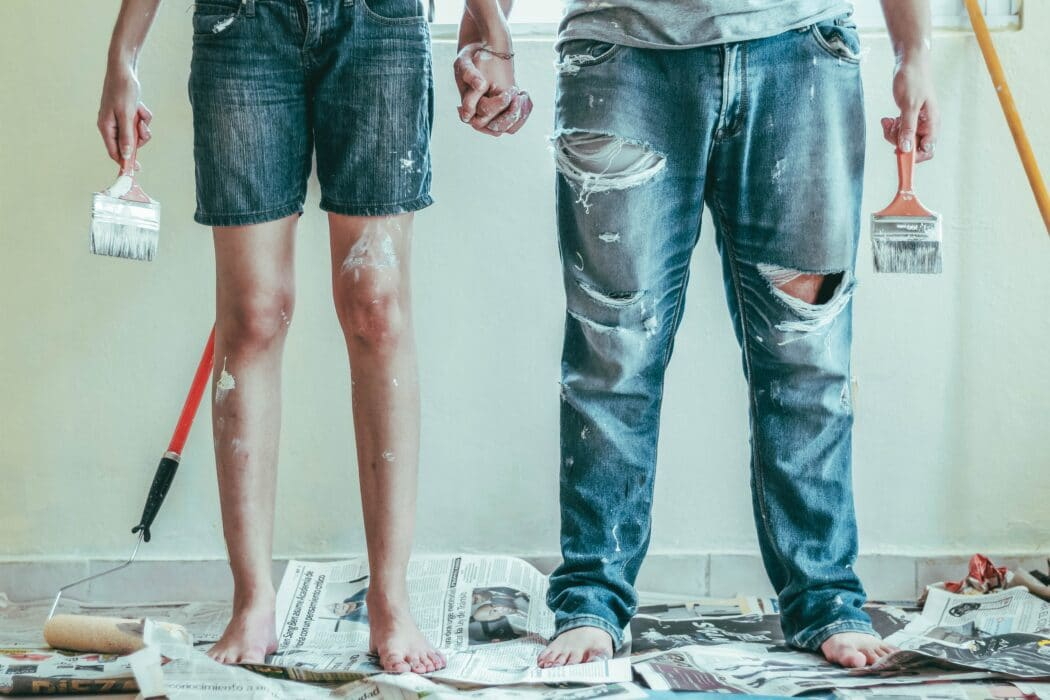 huis schilderen verf