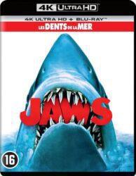 jaws 4K Blu ray