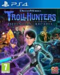 trollhunters defenders of arcadia PS4