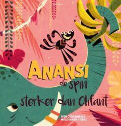 Anansi de spin Sterker dan Olifant