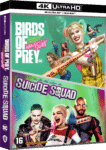 Birds of Prey Suicide Squad