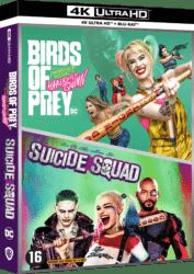 Birds of Prey Suicide Squad