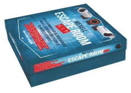 De Wexell Escape Room Kit 1